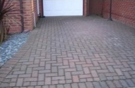 Block Paving in Sheffield, 2003