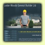 Snapshot image of www.lesterwoodsgeneralbuilders.co.uk